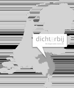 Locatie Dichterbij op kaart Nederland