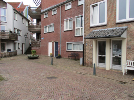 Infirmerie en Havenstraat