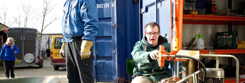 Dichterbij-buiten-dagbesteding-gehandicapten