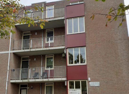 Abdijlaan, Mr. van Coothstraat, Nonnenveld