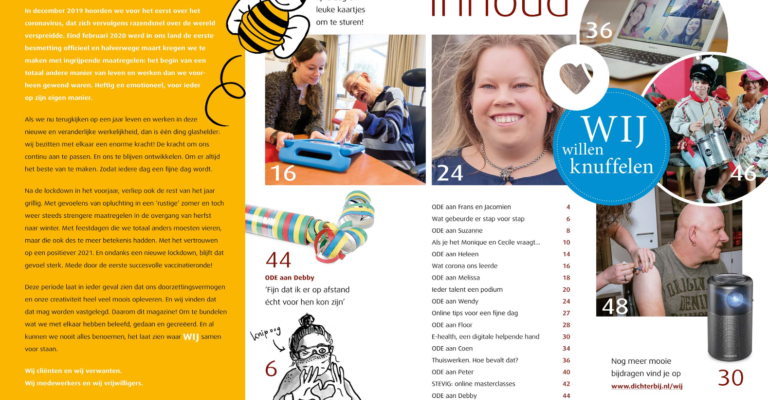 Magazine inhoud 2